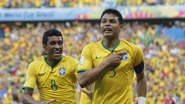Plusieurs surprises dans la liste de Tite — Brésil