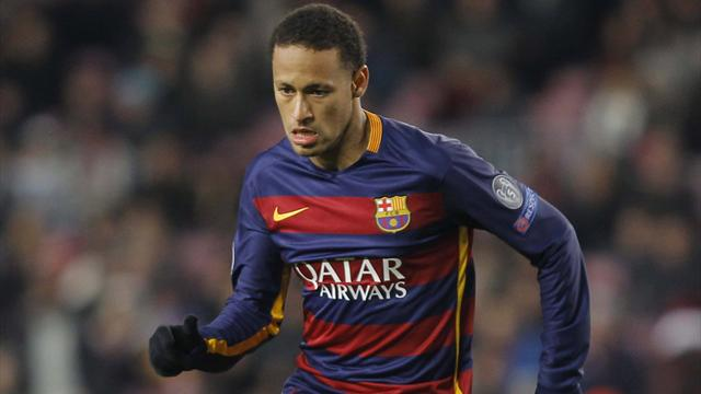 Neymar devra payer 112.000 dollars d'amende pour fraude fiscale