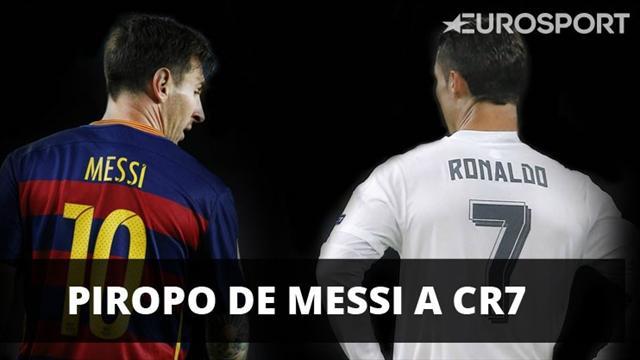 El inesperado piropo de Messi a Cristiano Ronaldo