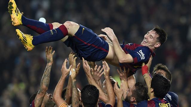 Et en plus, Messi a de l'avenir...
