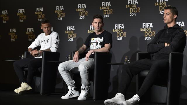"""De """"joueur Youtube"""" au podium du Ballon d'Or, Neymar est désormais le successeur"""