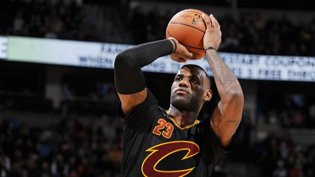 LeBron et Clippers solides, Boston toujours centenaire : ce qu'il faut retenir de la nuit en NBA