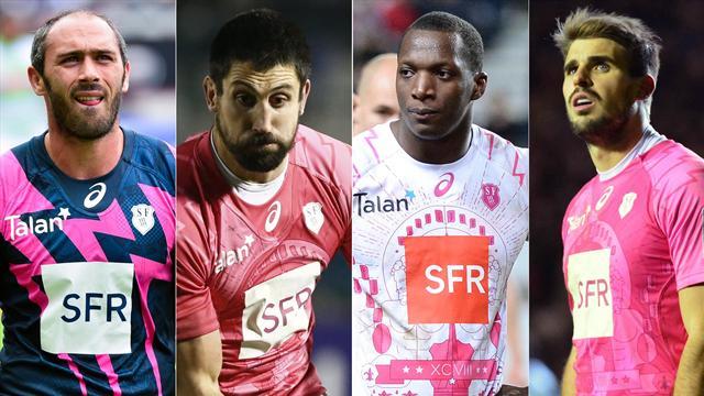 Avec ces 4 là, le Stade français peut vraiment y croire…