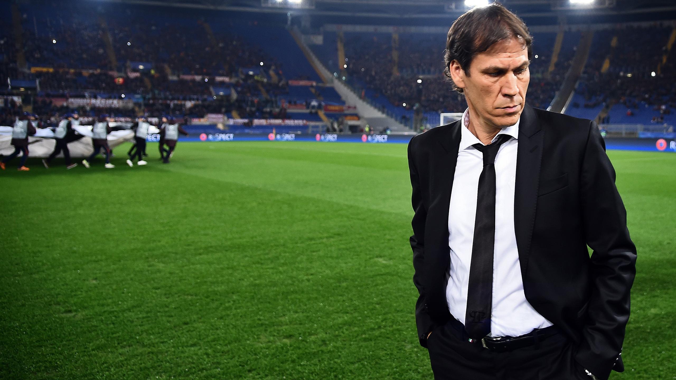 Rudi Garcia n'est plus entraîneur de l'AS Rome