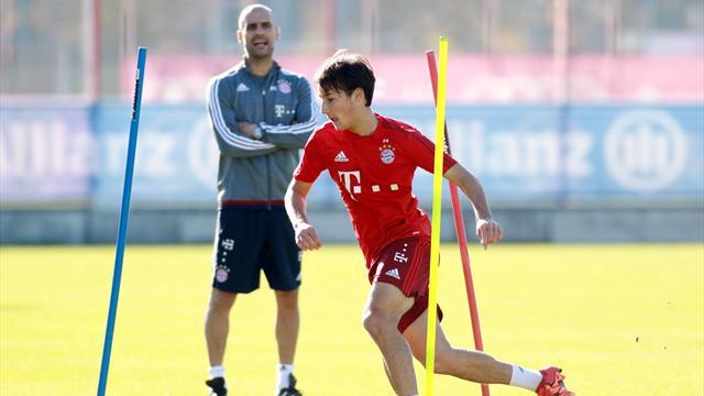Fabian Benko (17): Guardiola lobt seine Klasse