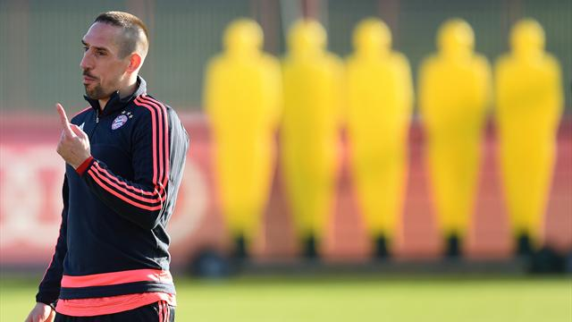 """""""Je suis persuadé de pouvoir encore être l'ancien Ribéry"""""""