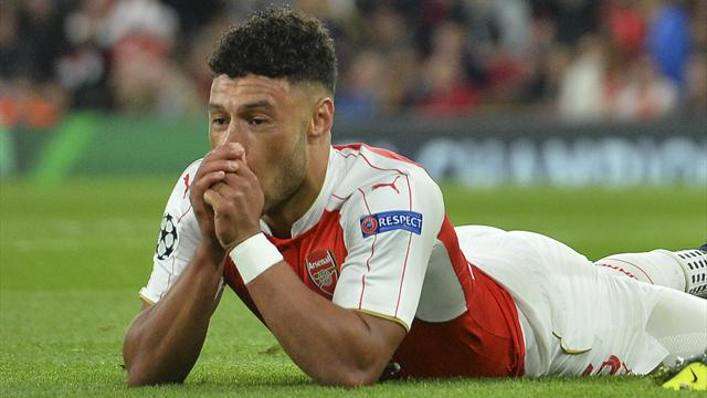 Alex Oxlade-Chamberlain could quit Arsenal due to lack of action