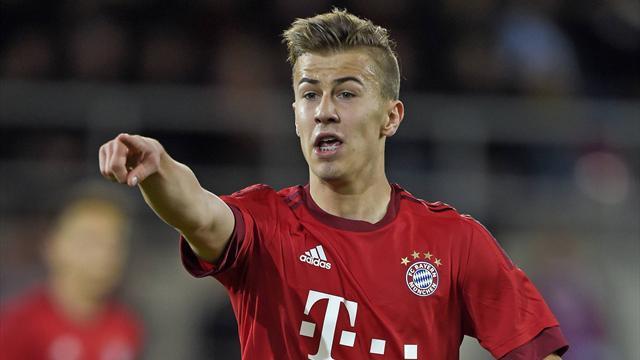 Bayern-Talente: Niklas Dorsch (17) - der nächste Toni Kroos?