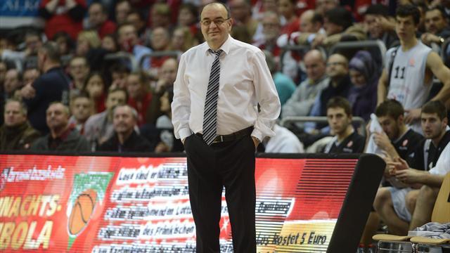 Dusko Vujosevic, un coach au très gros CV au chevet du CSP