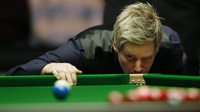 Robertson overcomes Selby in epic thriller, Lisowski punishes 'incredible' Trump miss