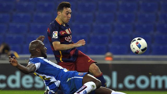 Le Barça a fait tourner et s'est imposé sans forcer
