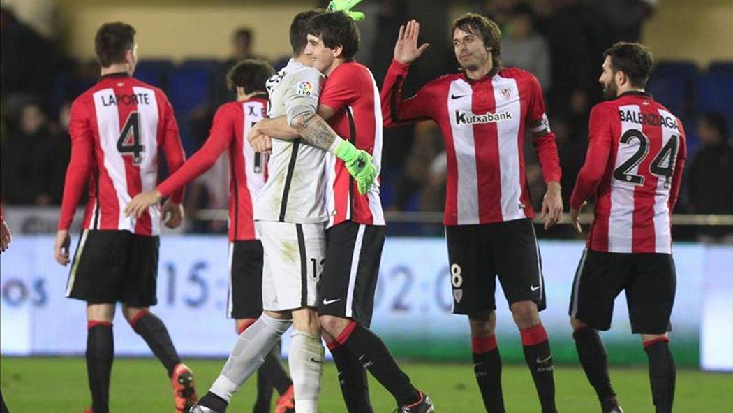 0-1. El Athletic certifica su pase a cuartos ante un flojo ...