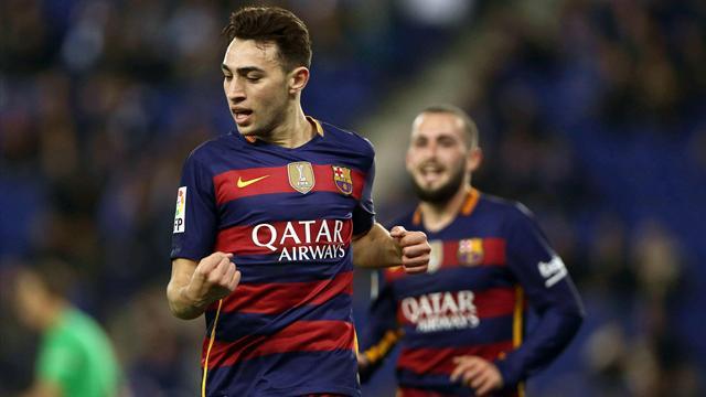 «Безудержное веселье» и еще 174 слова о матче «Барселоны» и «Эспаньола»