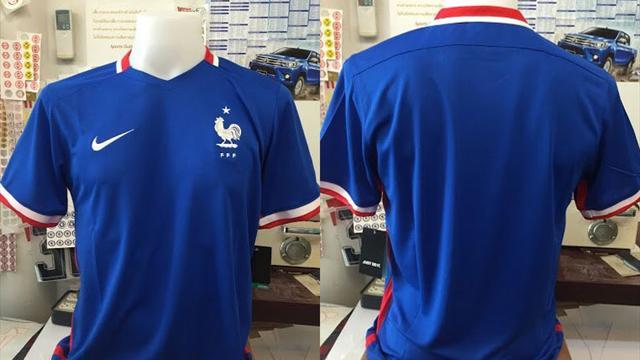 Euro 2016 : le nouveau maillot de l'équipe de France dévoilé sur Twitter ?