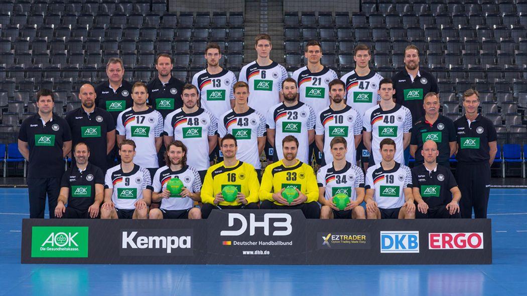 Handball Em Deutschland Bei Den Buchmachern Nur Außenseiter Em