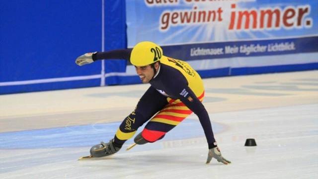 Jaca acoge el I Campeonato de España de Short Track