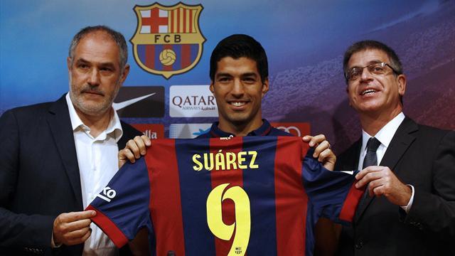 Pour des joueurs en or, le Barça met beaucoup d'argent : ses 5 plus gros achats