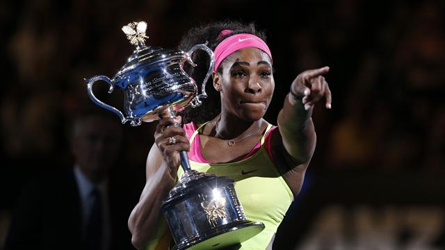 Australian Open chief: Fans can't wait to see Serena's record bid