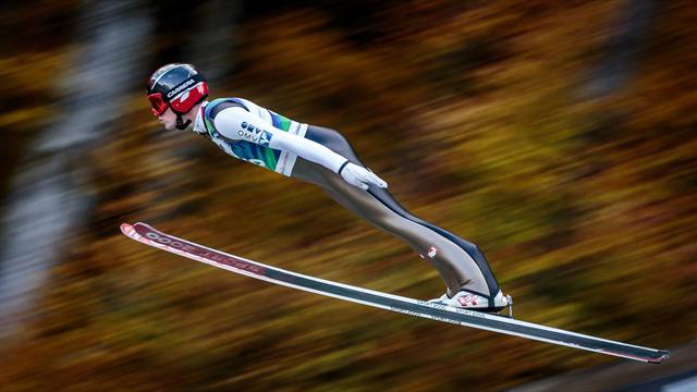 Австрийский прыгун частично парализован после страшного падения