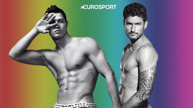 Роналду, Жиру и еще 6 футболистов, которых подозревали в гомосексуализме