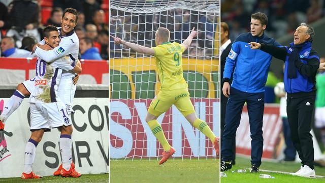 Les 7 bonnes raisons de suivre la Ligue 1 samedi