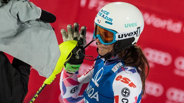 Velez Zuzulova réussit le doublé, Noens au pied du podium