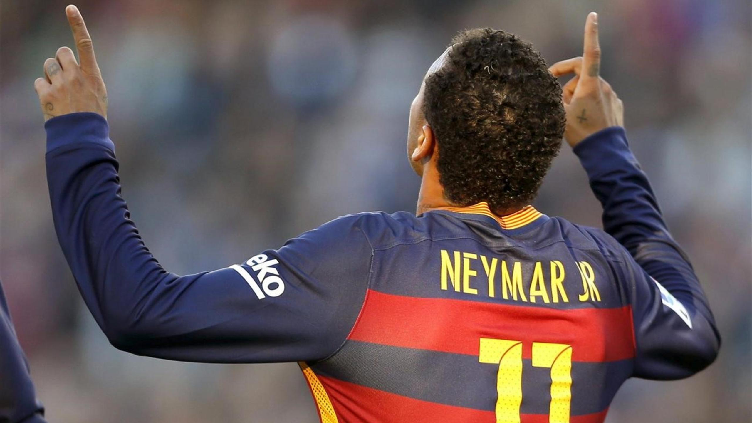Neymar Barcelona - LaPresse