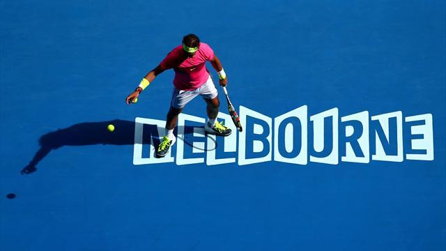 Маррей – главный неудачник-финалист и другие факты Australian Open