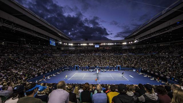 Топ-5 ударов первого дня Australian Open