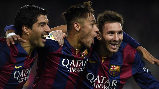 Marquer un peu plus l'histoire : telle est la mission du Barça et de sa MSN