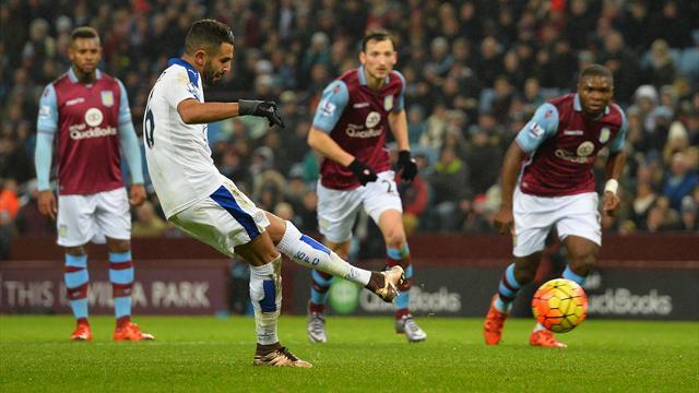 Leicester voit City se rapprocher, Chelsea revient de (très) loin