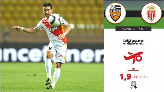 L1 stats, l'infographie - Monaco est prévenu : Lorient aime les ténors