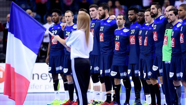 """La fédération française de handball veut """"tirer les enseignements de cette petite claque"""""""