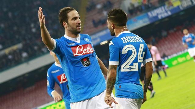 Fin de série pour la Juve, Naples reprend la deuxième place