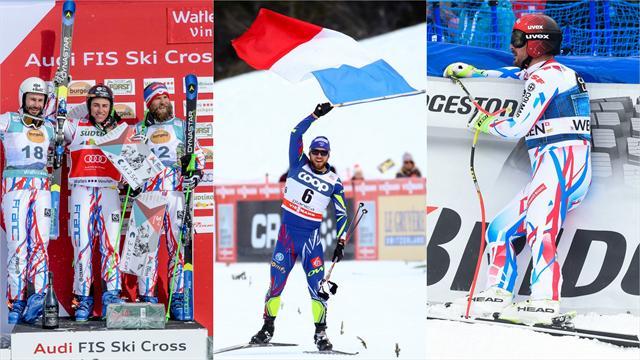 Après-Ski : Polémique, boulette, histoire et souvenir de Sotchi : ce week-end a fait jaser