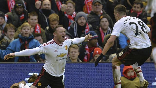 Heureusement pour United, Rooney passait par là…