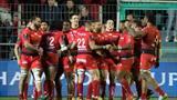 Champions Cup - Toulon-Wasps (15-11): Après la sirène, Mitchell sort Toulon du précipice
