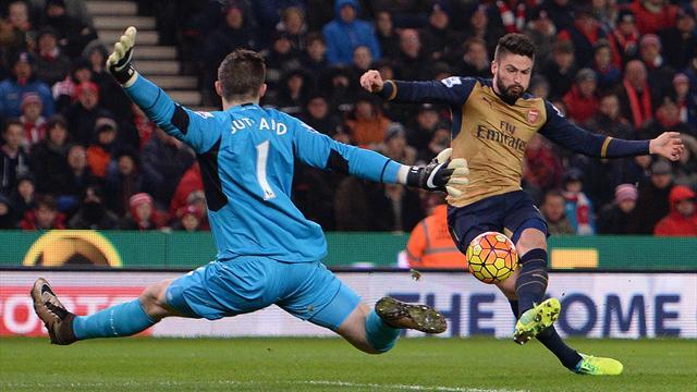Il a manqué trop de choses à Arsenal pour espérer mieux