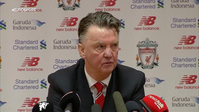 """Van Gaal : """"Tout le monde veut voir Rooney marquer des buts"""""""