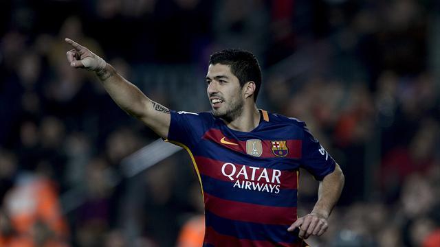 Le Barça et Suarez n'ont fait qu'une bouchée de Bilbao