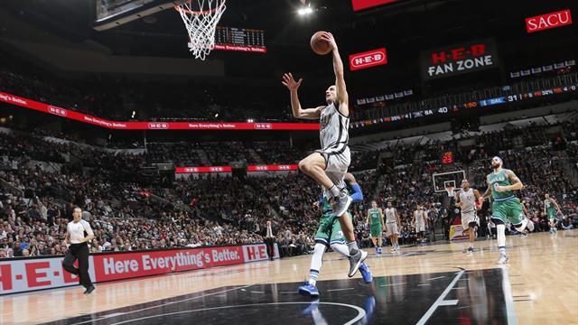 San Antonio écrase tout sur son passage, Houston va mieux : ce qu'il faut retenir de la nuit en NBA