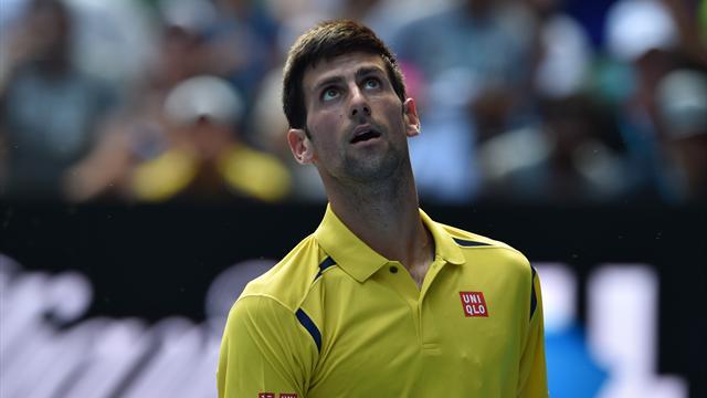 """Matches truqués : Djokovic dit avoir été """"approché indirectement"""" en 2007"""