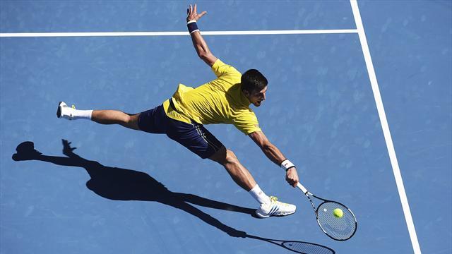 Open de Australia: Lo que hemos aprendido del debut de Djokovic y Federer y de la primera jornada