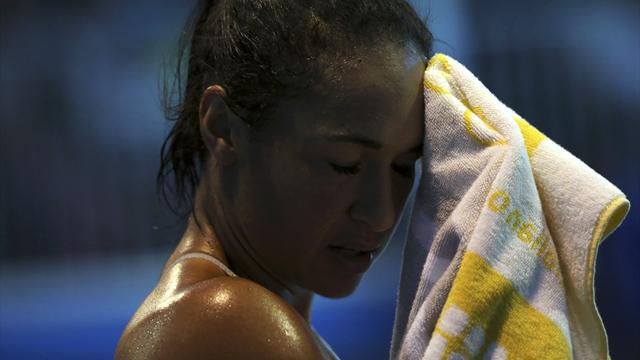 Belgium bring an end to GB's Fed Cup hopes