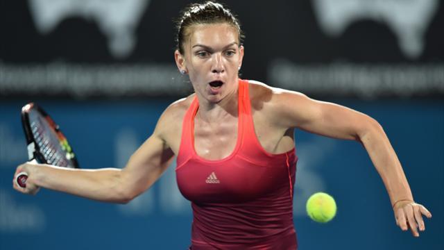 Кузнецова крупно проиграла Халеп в четвертьфинале турнира в Монреале