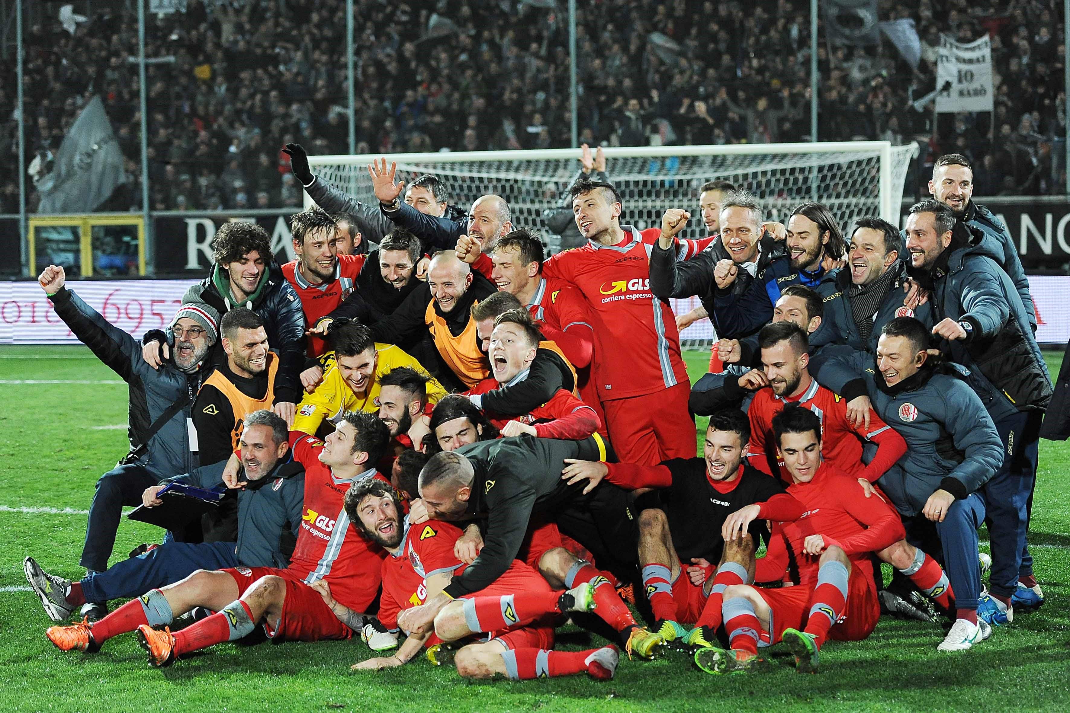 Coppa Italia 2016, Spezia-Alessandria: i Grigi centrano una storica qualificazione alla semifinale di Tim Cup