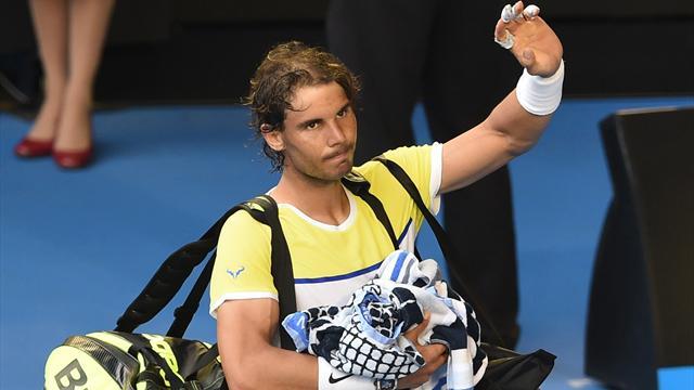 Verdasco envoie Nadal au tapis !