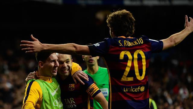 Barça rekoru gençleriyle deneyecek