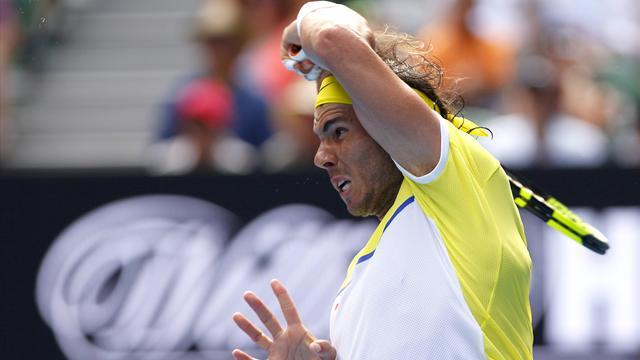 Un oeil à Melbourne : Nadal ne fait plus peur, Nadal ne fait plus mal