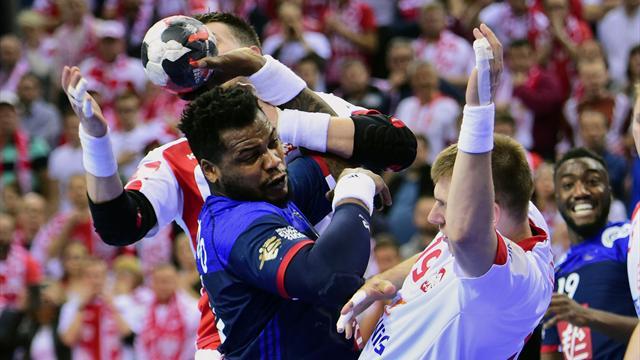 Les Experts finissent leur 1er tour par un couac contre les Polonais